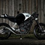 KTM Duke 200 Cafe Racer 2