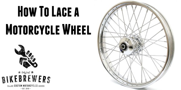how to lace a motorcycle wheel