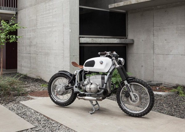 BMW R80RT Scrambler by Vagabund 1