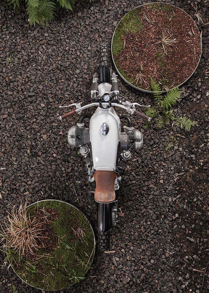BMW R80RT Scrambler by Vagabund 3