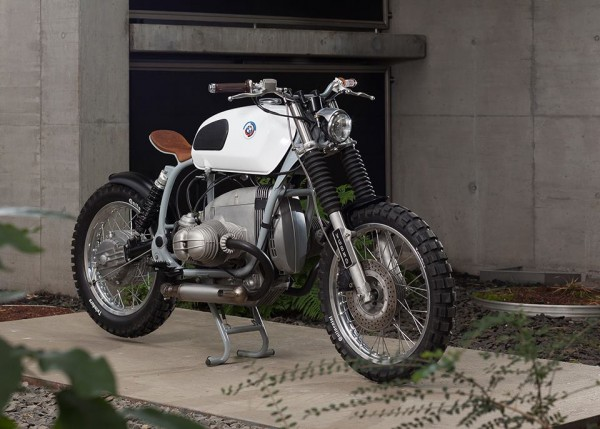 BMW R80RT Scrambler by Vagabund 4