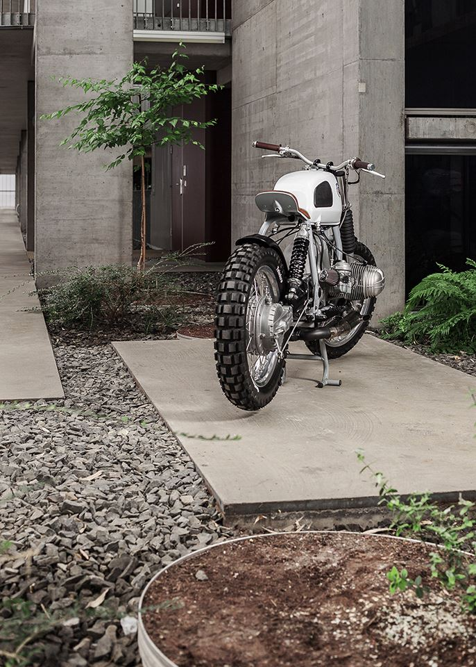 BMW R80RT Scrambler by Vagabund 6
