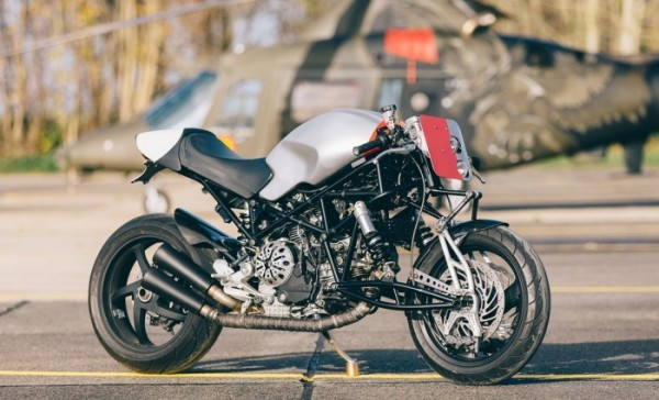 Ducati Monster S2R1000 Custom