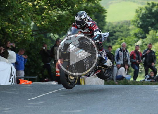 Isle of Man TT Lap Record