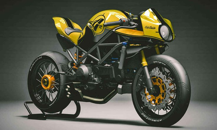 Ducati Monster by KBike 6