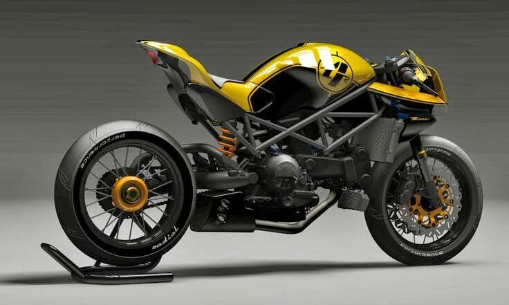 Ducati Monster by KBike 7