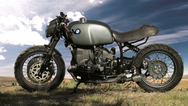 BMW R100R Cafe Racer by Curteskin Atelier