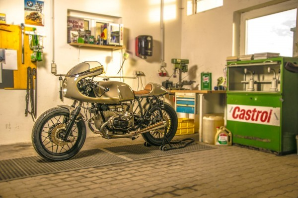 BMW R100RS Classic Racer 2