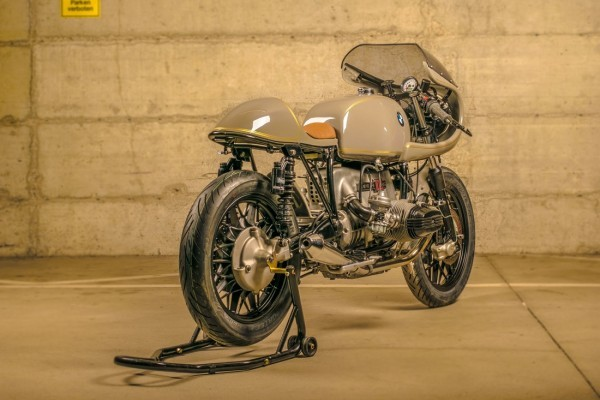 BMW R100RS Classic Racer 3