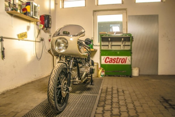 BMW R100RS Classic Racer 4