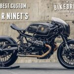 best BMW R Nine T