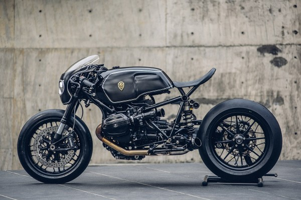 best custom BMW R Nine T