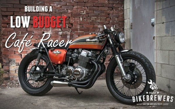 Low Budget Cafe Racer Guide Bikebrewerscom