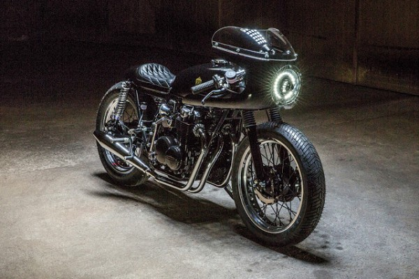 10 Best Honda CB Cafe Racers
