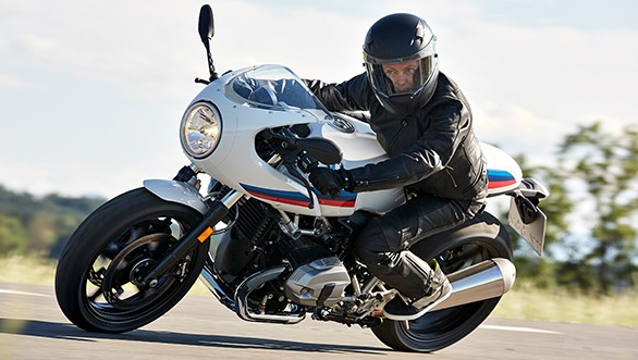 Does BMW Utilize the Café Racer Scene?