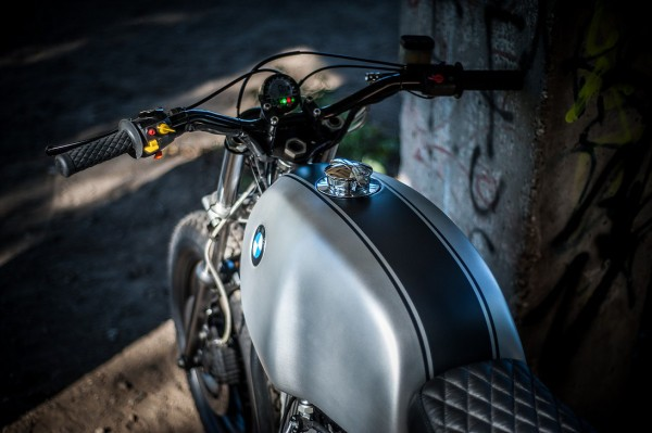 BMW R65 Scrambler by Meat and Grease