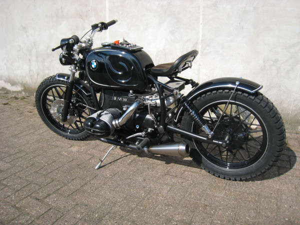 Spare Parts BMW Bobber