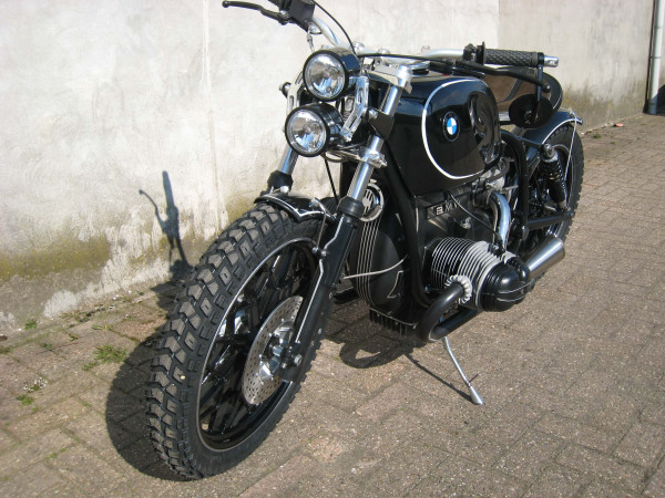 Bmw Motorcycle Parts >> Spare Parts BMW Bobber | BikeBrewers.com