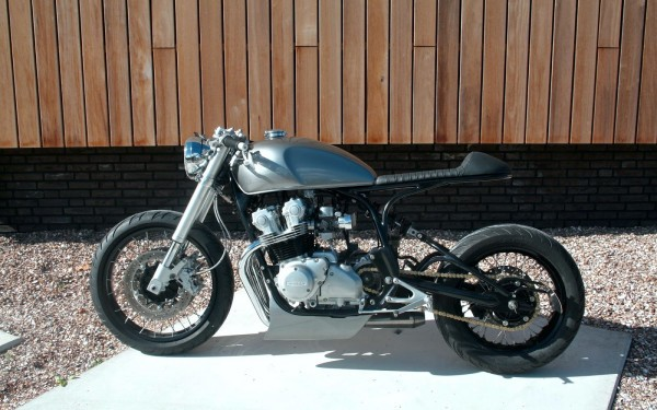 Honda CB750 Cafe Racer by 14Cycles