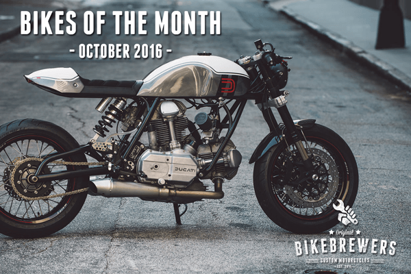 Bikes of the Month – October