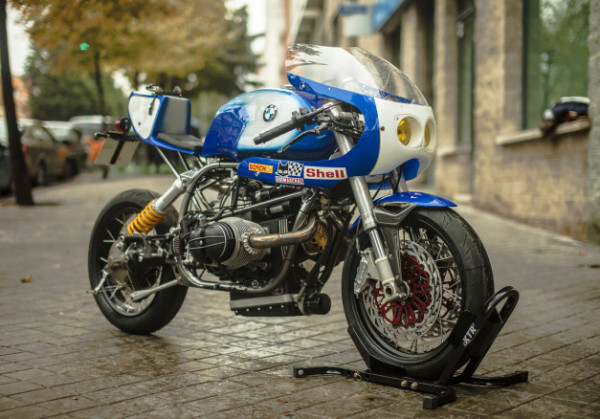 "BMW R100R ""Don Luis"" by XTR Pepo"