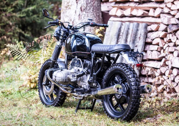 bmw r80 scrambler by roli paul. Black Bedroom Furniture Sets. Home Design Ideas