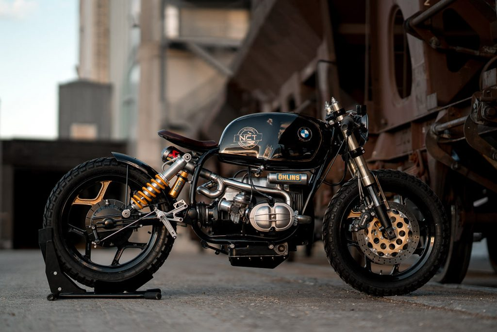 BMW R100 Café Racer by NCT Motorcycles