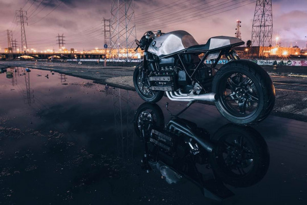 BMW K100 Mike Flores 2