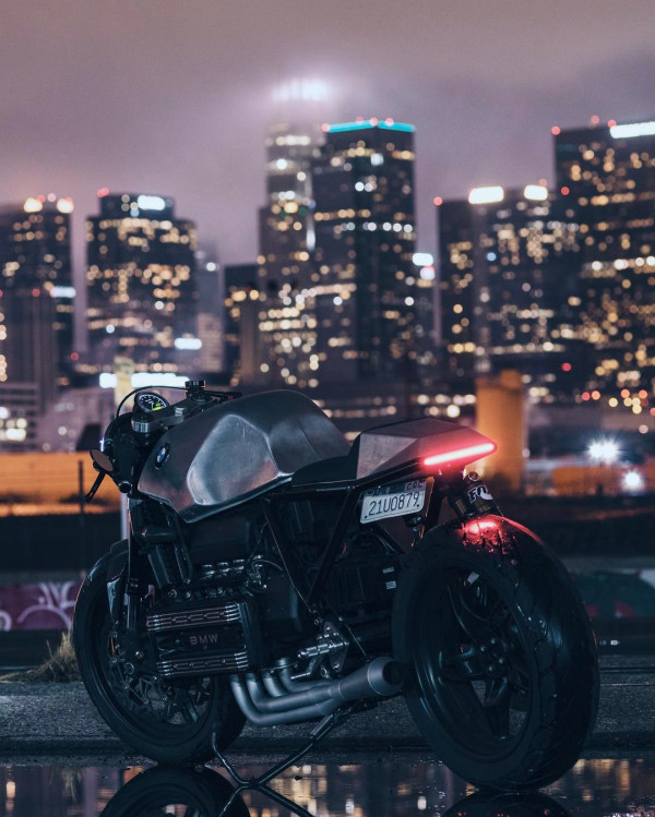BMW K100 Mike Flores 4