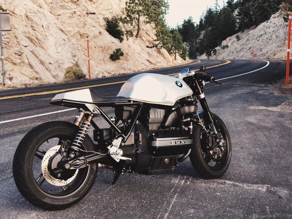 BMW K100 Mike Flores 5