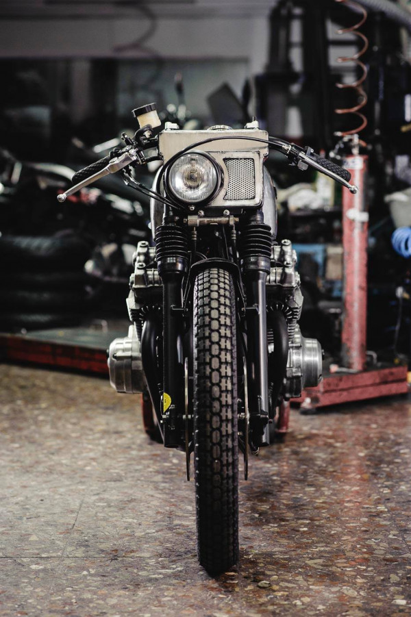 Honda CB750 Bad Seed 2