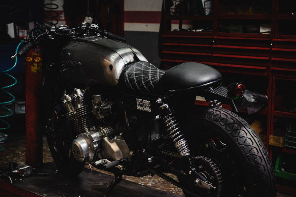 Honda CB750 Bad Seed 4