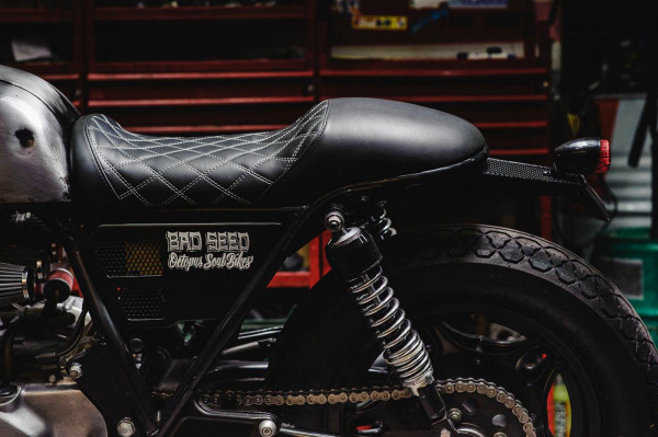 Honda CB750 Bad Seed