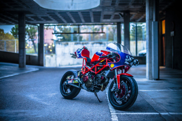 Ducati Monster 1000 by XTR Pepo 11