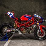 Ducati Monster 1000 by XTR Pepo