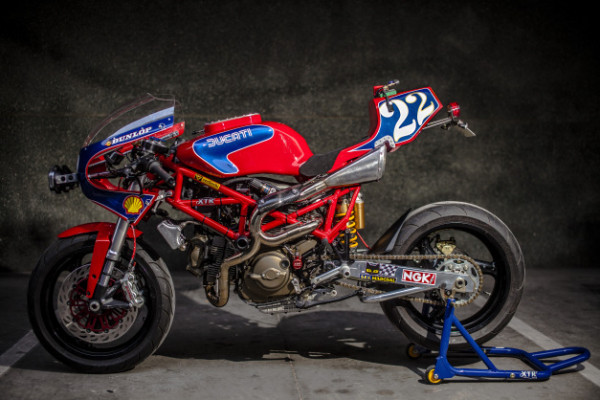 Ducati Monster 1000 by XTR Pepo 2