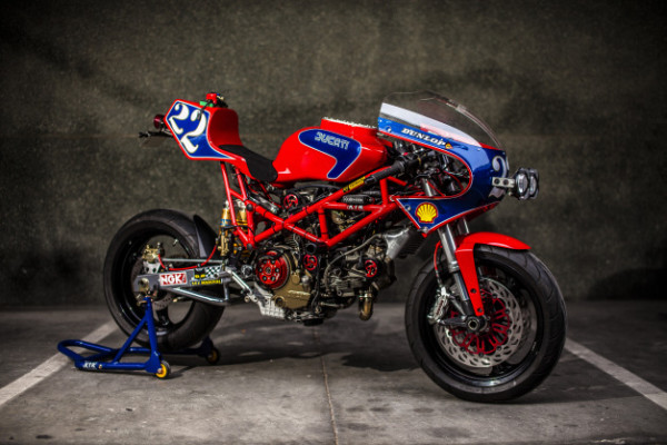Ducati Monster 1000 by XTR Pepo 6