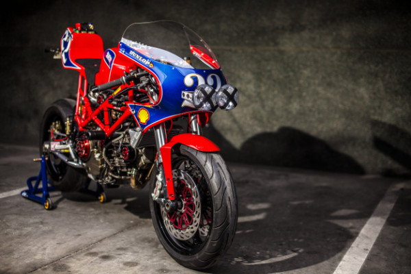Ducati Monster 1000 by XTR Pepo 7