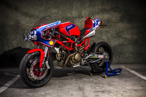 Ducati Monster 1000 by XTR Pepo 9