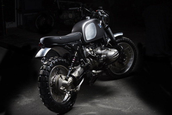 "BMW R100 ""Silverback"" by  Fuel Motorcycles"