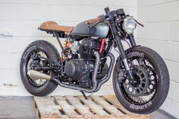 Used Honda Motorcycles >> 10 Best Honda CB Cafe Racers | BikeBrewers.com
