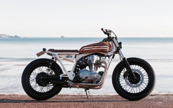 Vintage Honda Motorcycle Parts >> What is a Bratstyle Motorcycle? | BikeBrewers.com