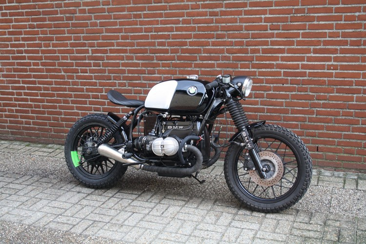 Bmw R80 Bobber By 14cycles Bikebrewers Com