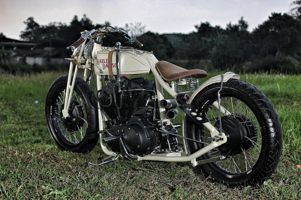 Custom Sportster XL1200 3