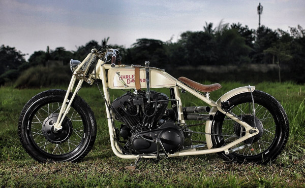Custom Sportster XL1200
