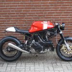 Ducati 750SS Cafe/Fighter by 14Cycles