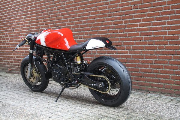 Ducati 750SS Cafe - Fighter 4