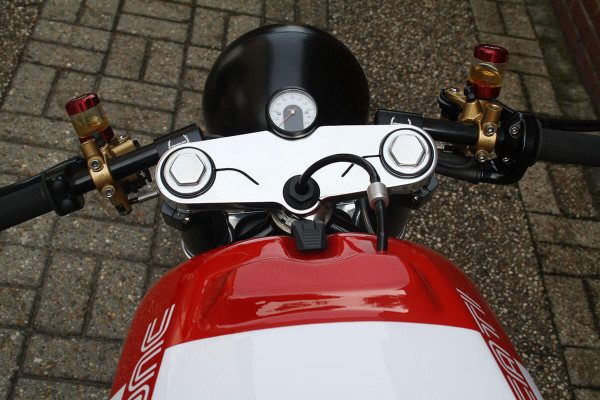 Ducati 750SS Cafe - Fighter 5