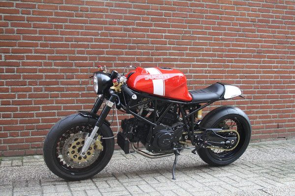 ducati 750ss cafe/fighter14cycles | bikebrewers