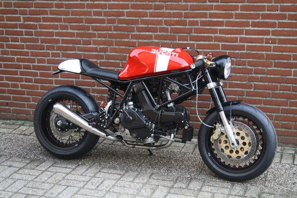Ducati 750SS Cafe - Fighter 7
